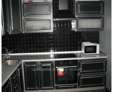 Кухня из массива 1126