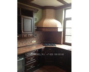 Кухня из массива 1127