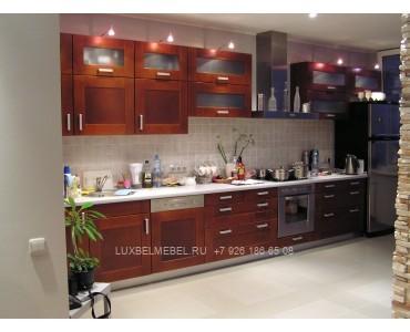 Кухня из массива 1129