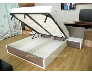 Кровать из ДСП 1477