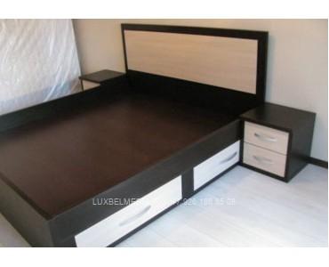 Кровать из ДСП 1480