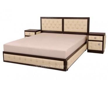 Кровать из ДСП 1487