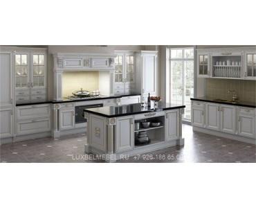 Кухня из массива 1083