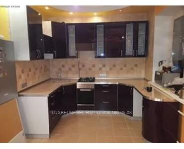 Кухня МДФ 1436