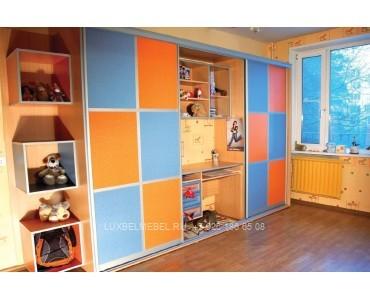 Детский шкаф из ДСП 1462