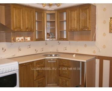 Кухня из массива 0946