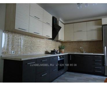Кухня из пластика 1413