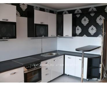 Кухня из пластика 1422