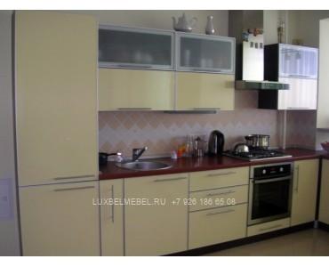 Кухня из пластика 1423