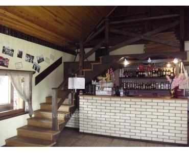 Лестница из массива 00333