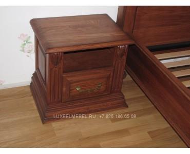 Кровать из массива 1385