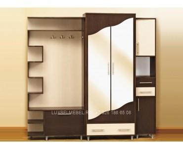 Комплект мебели для прихожей из дсп 1542