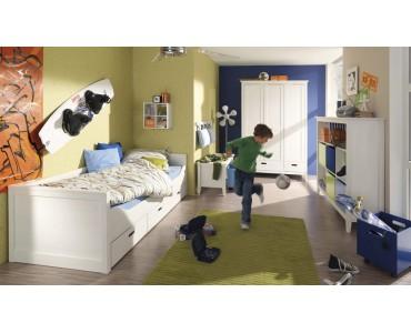 Кровать подростковая с ящиками Сиело 77325