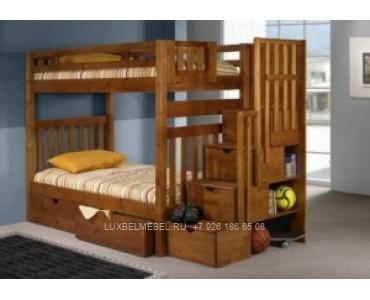 Детская кровать из массива модель 2903