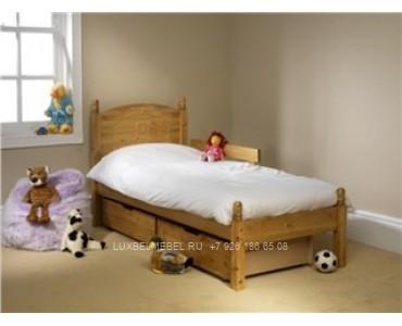 Детская кровать из массива 2914