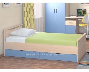 Детская кровать из массива модель 2915