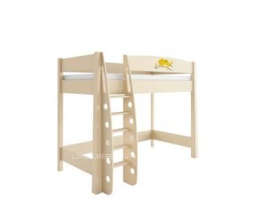 Детская кровать из дсп модель 298