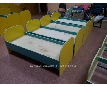 Детская кровать из дсп модель 301