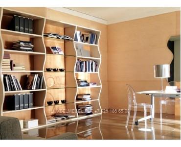 Библиотека для кабинета из дсп 1513