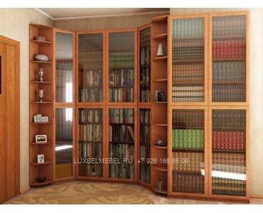Библиотека для кабинета из дсп  1514