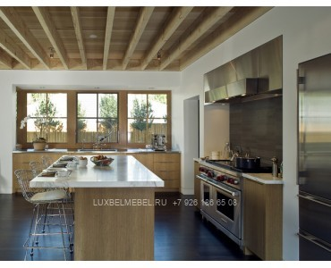 Кухня из массива 1594