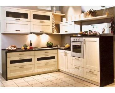 Кухня из массива 1596