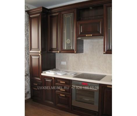 Кухня из массива 1128