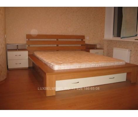Кровать из ДСП 1473