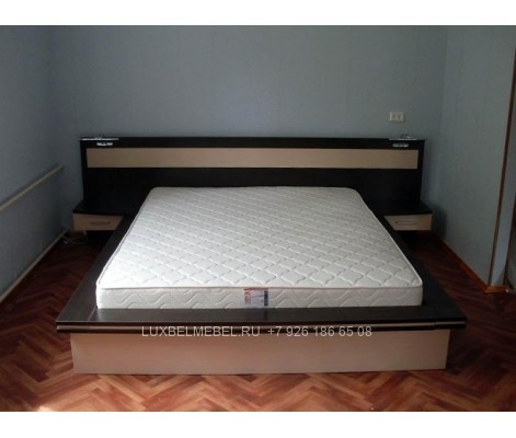 Кровать из ДСП 1484