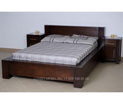 Кровать из массива 1424