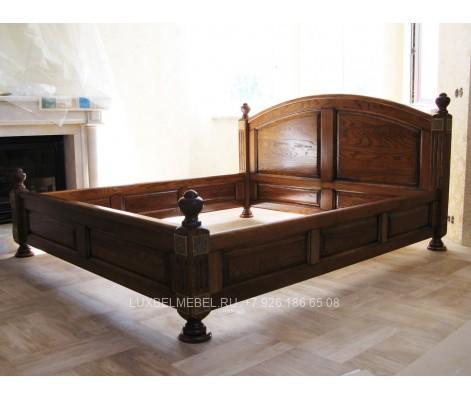 Кровать из массива 1425