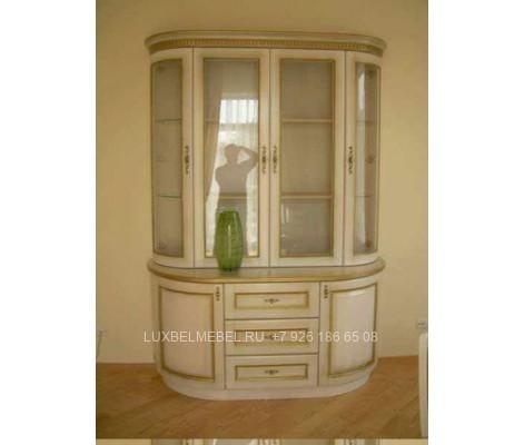 Буфет (витрина) из массива 1452
