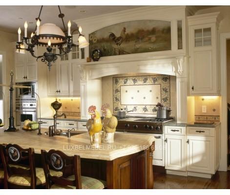 Кухня из массива 1574