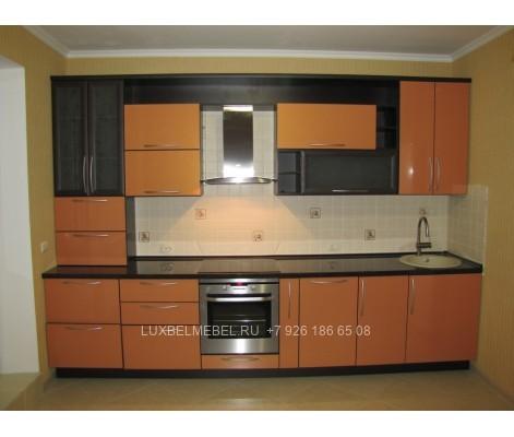 Кухня из пластика 1414