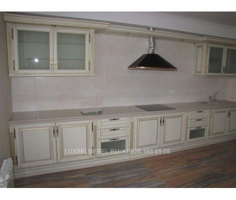 Кухня из массива 0751