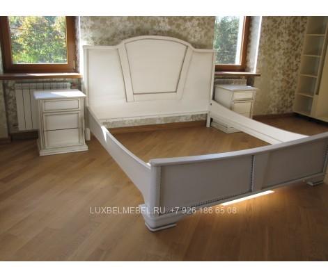 Кровать из массива 1361