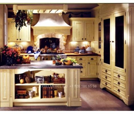Кухня из массива 1601