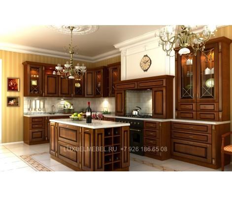 Кухня из массива 1602