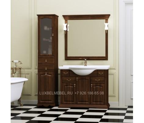 Комплект мебели для ванной из массива 1626