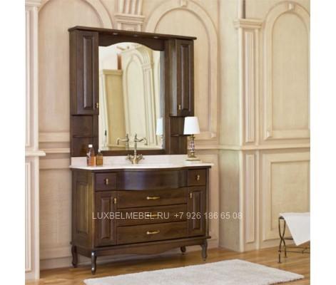 Комплект мебели для ванной из массива 1629