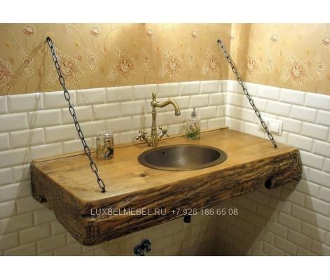 Мебель для ванной из массива 1631