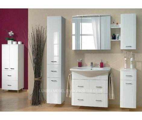 Комплект мебели для ванной из массива 1635