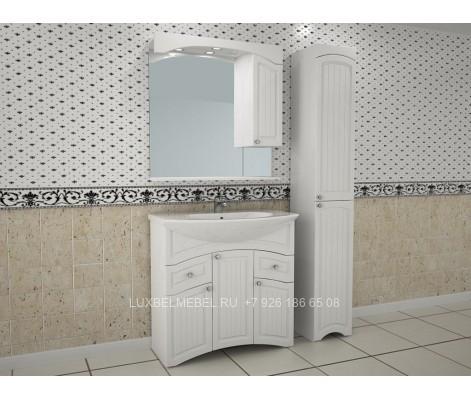 Комплект мебели для ванной из массива 1637