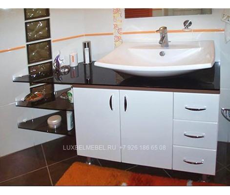 Комплект мебели для ванной из массива 1638