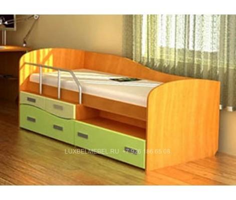 Детская кровать из массива модель 2910