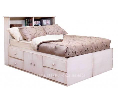 Детская кровать из массива модель 2916