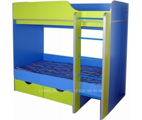 Детская кровать из дсп модель 309