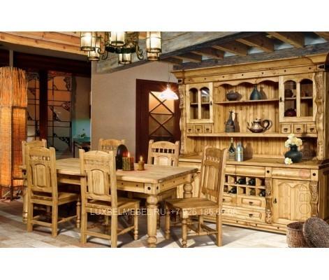 Комплект мебели для кафе 0121