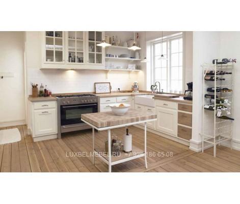 Кухня из массива 1593